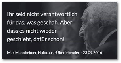 27. Januar: Internationaler Holocaust-Gedenktag
